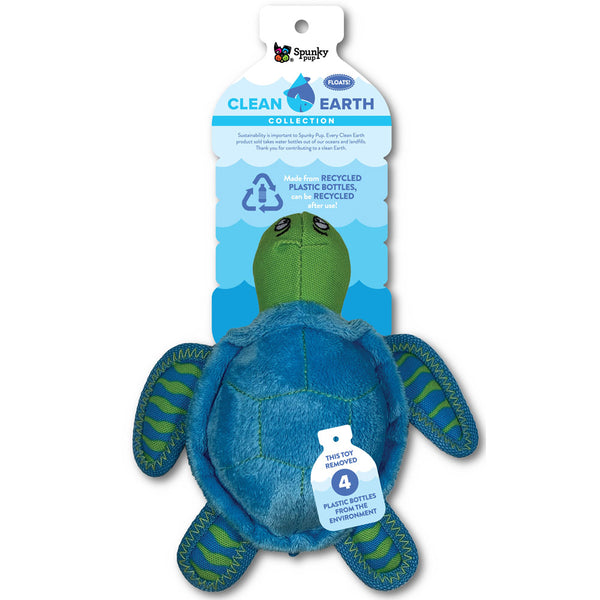 clean-earth-plush-turtle-dog-toy-small