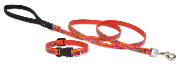 go-go-gecko-nylon-collar-and-leash