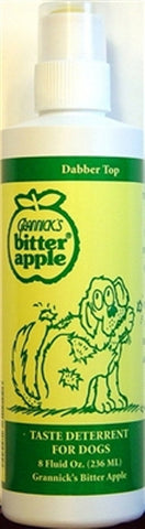 Grannicks Bitter Apple Deterrent Spray for Dogs