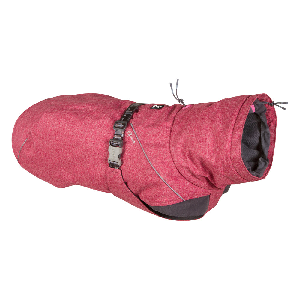 hurtta-expedition-parka-beetroot