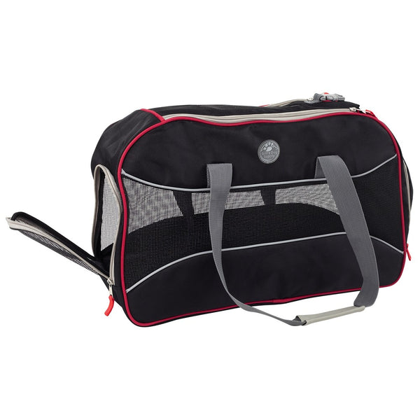 luxury-mesh-black-pet-carrier