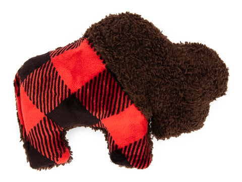 Merry Bison Plush Toy