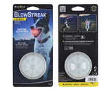 Niteize GlowStreak LED Dog Ball for nightime game of fetch