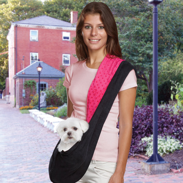 Reversible Sling Style Dog Carrier