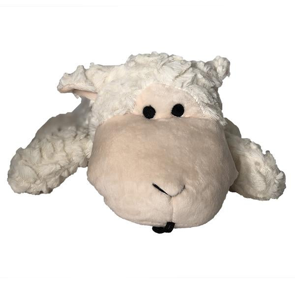 shaggy-sheep-plush-dog-toy