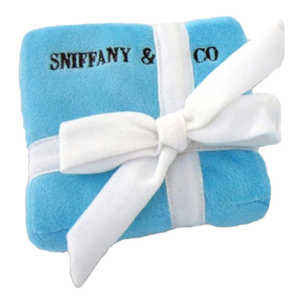 Sniffany Plush Dog Toy