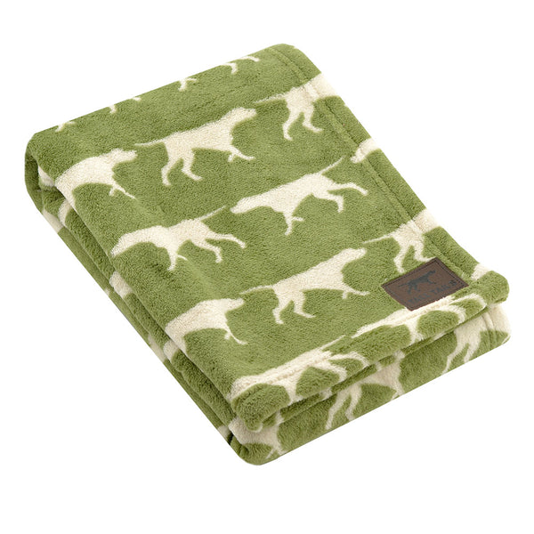 Tall Tails® Sage Icon Dog Blanket