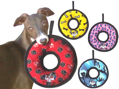 Tuffy's Jr. Ring Toy Collection
