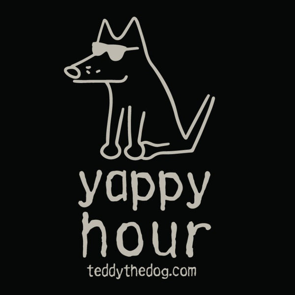 yappy-hour-metal-insulated-water-bottle-black-close-up