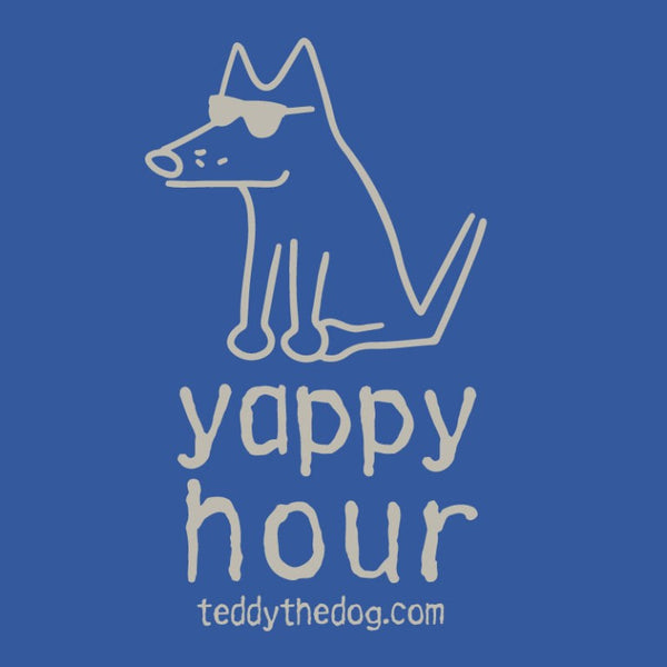 yappy-hour-metal-insulated-water-bottle-blue-close-up