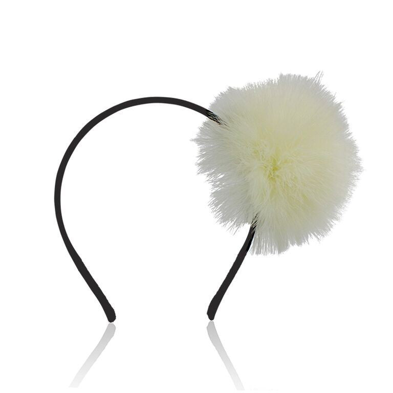 Milk & Soda Emile Fur Headband