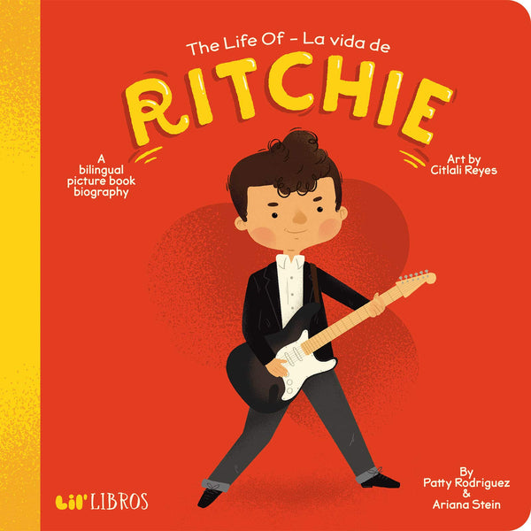 Lil' Libros The Life of / La vida de Ritchie Price