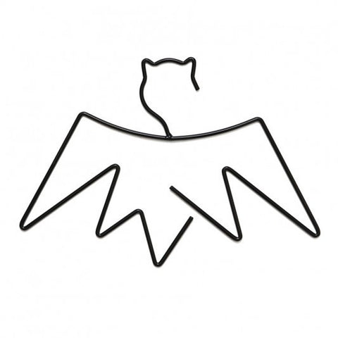 Little Pop Studio Bat Kids Coat Hanger