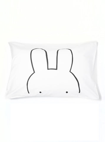 Little Pop Studio Bunny Pillowcase