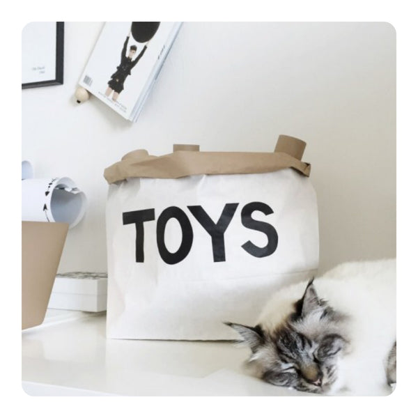 Tellkiddo Toys Small Paper Bag