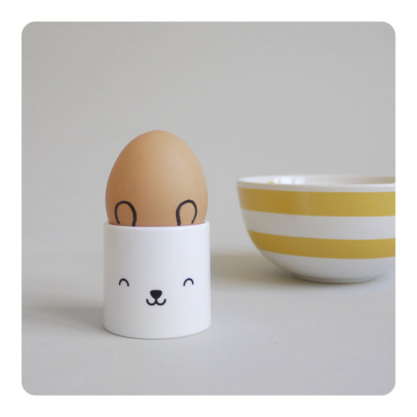 Buddy + Bear Bear Egg Cup