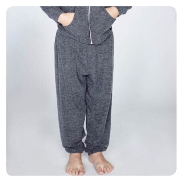Michael Lauren Black Mouse Sweatpants