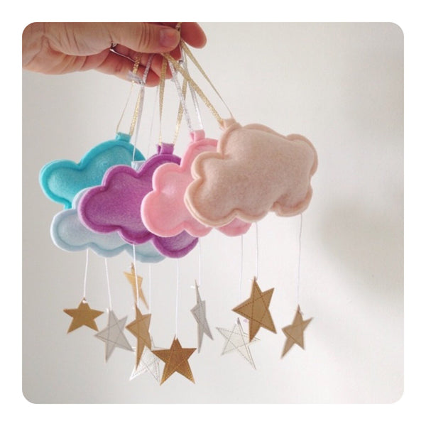 Baby Jives Mini Star Cloud