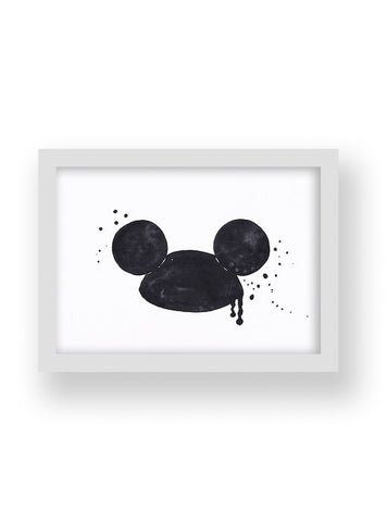 Little Pop Studio Messy Mouse Print