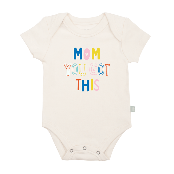 "Finn + Emma ""Mom You Got This"" Bodysuit"