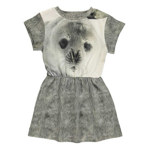 Popupshop Seal Robbie Dress