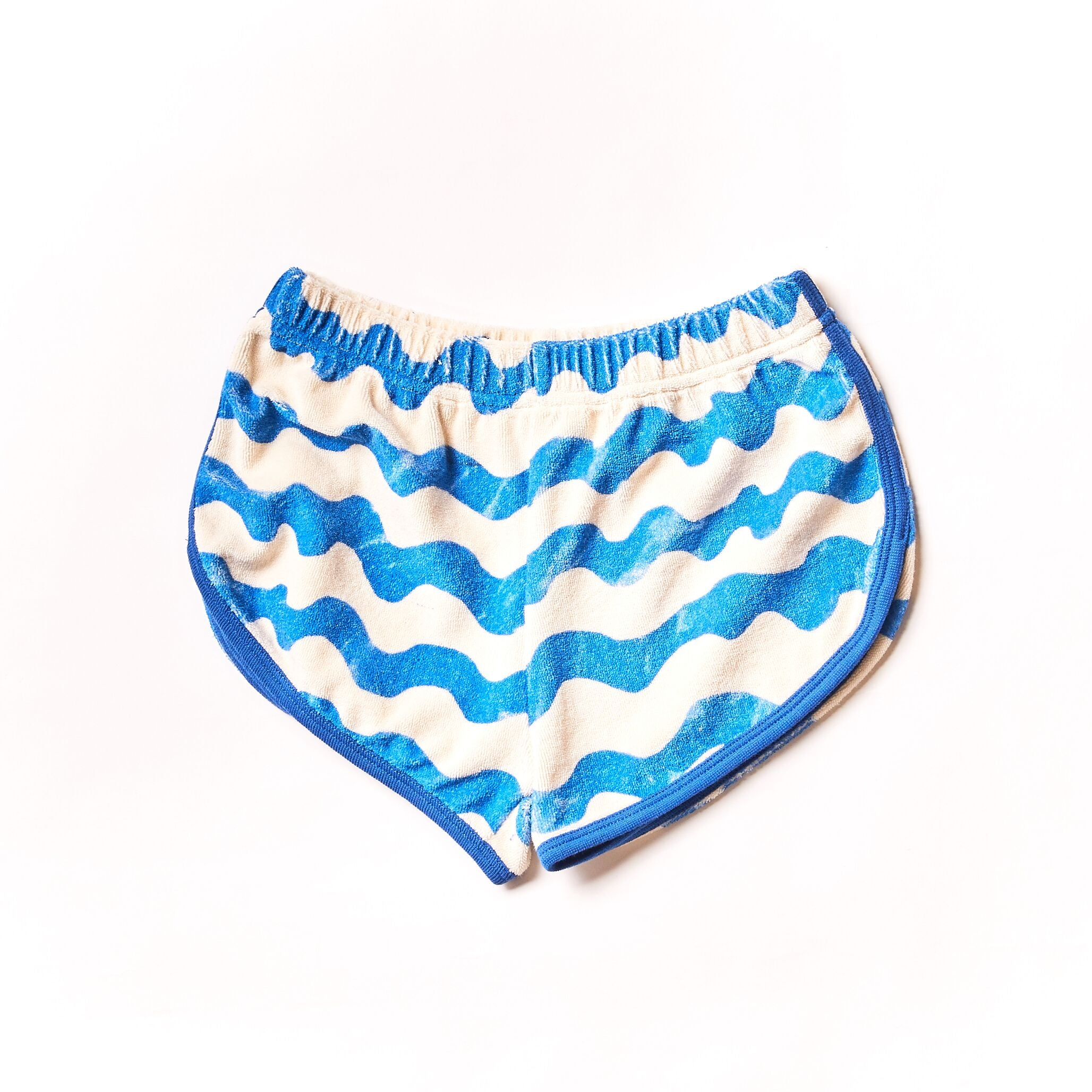 Noé & Zoë Blue Waves Shortie