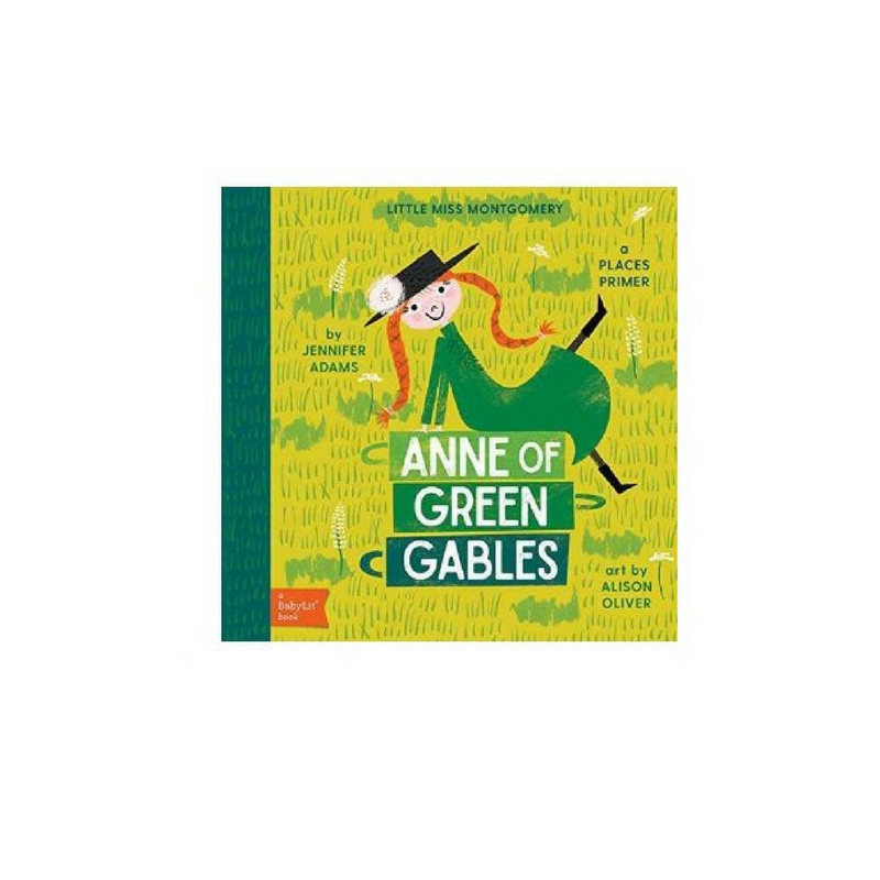 BabyLit® Anne Of Green Gables