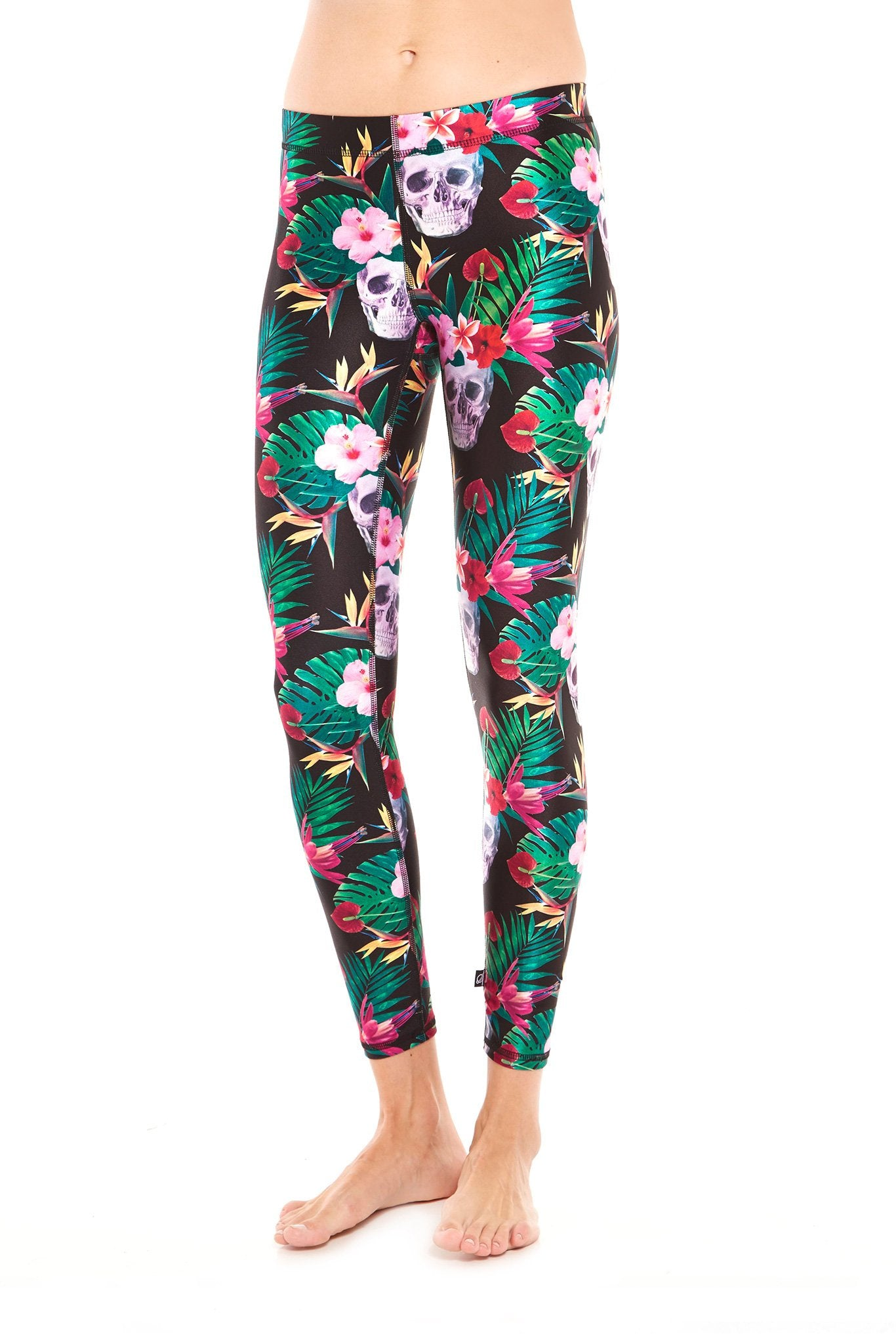 Terez Killer Luau Leggings