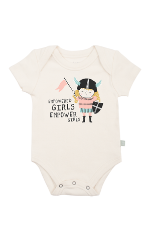 Finn + Emma Empower Girls Bodysuit
