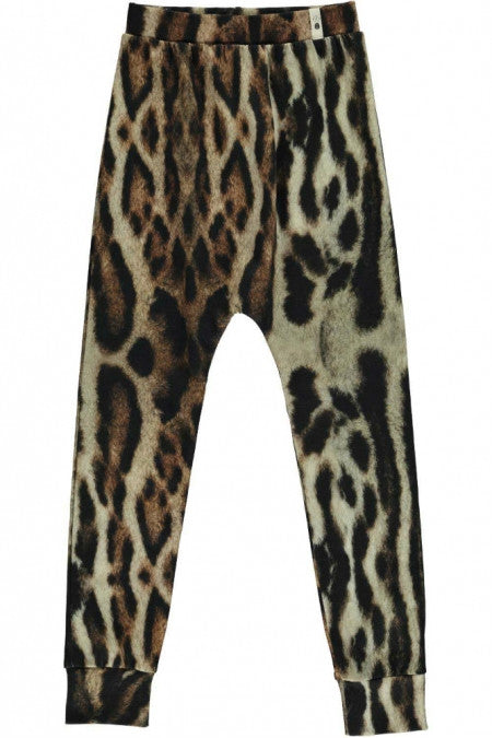 Popupshop Leo All Over Baggy Leggings