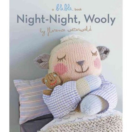 Blabla Kids Night Night Wooly Board Book