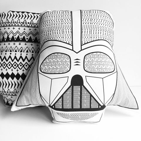Macaroon Kids Darth Vader Cushion