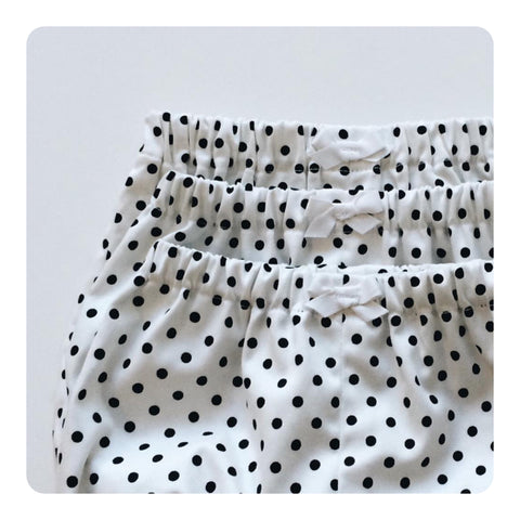 Nica Nica by Veve Polly Polka Dot Bloomers