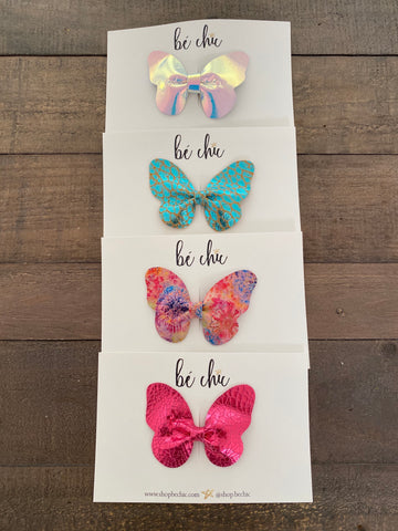 Be Chic Butterfly Bows