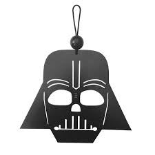 Macaroon Kids Darth Vader Wall Plaque