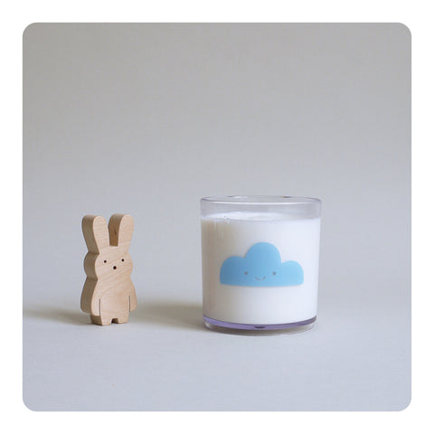 Buddy + Bear Happy Clouds Tumbler