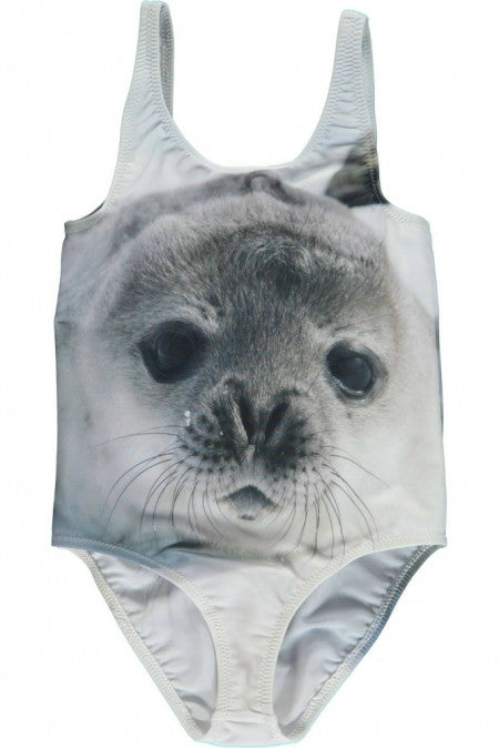 Popupshop Seal Swimsuit