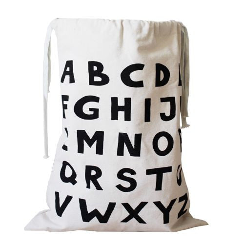 Tellkiddo ABC Fabric Bag