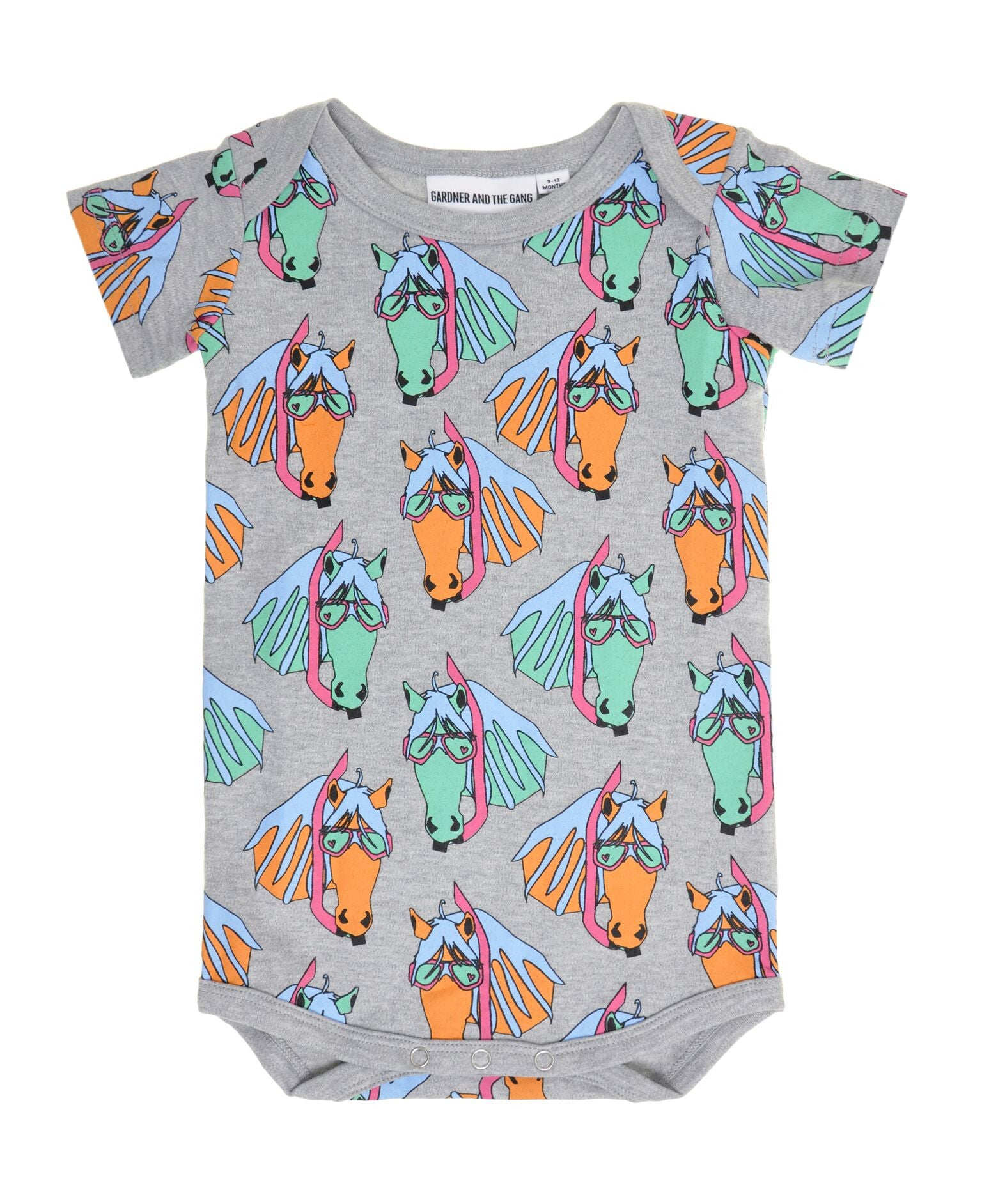 Gardner and the Gang Pete The Pony Romper