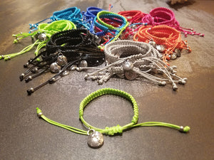 (Package of 10) Hero Bracelets