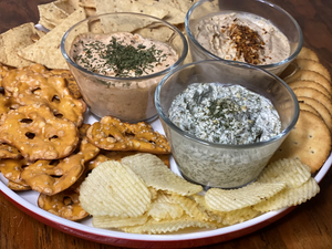 Buy Dips Online - Gluten free dips Caramelized French Onion - DoubleDippin