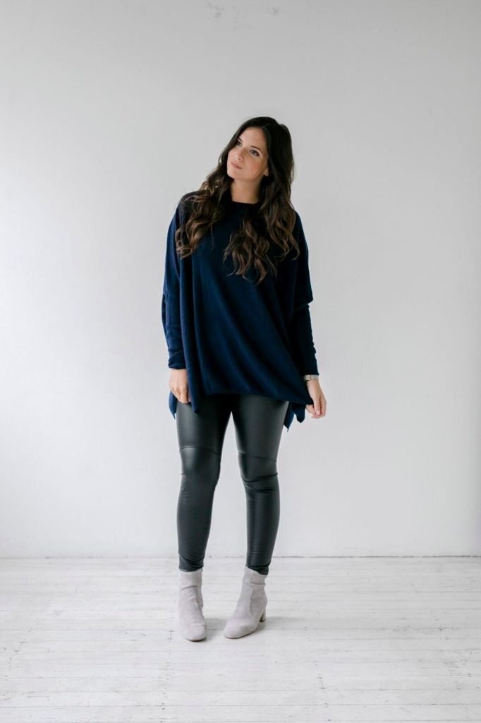 Cashmere Box Jumper