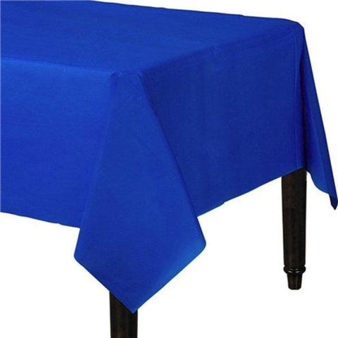 Royal Blue Plastik dug