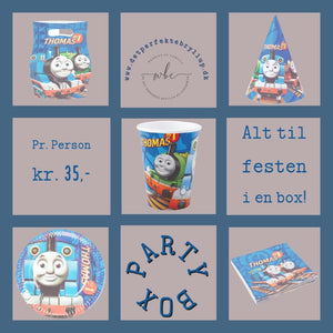 Party Box - Thomas Tog