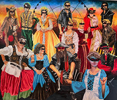 Festival of the Dead by Denise Martinson