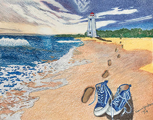 Sand Between Your Toes by Donna Yarbrough