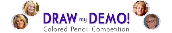 Draw my Demo Colored Pencil Art Competition