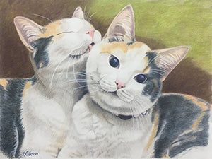 Kitty Love by Kathy Gibson