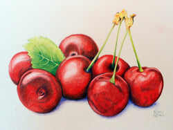 Theme Show - Colored Pencil Artwork
