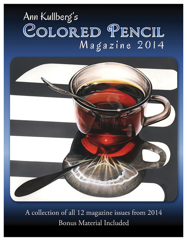 COLOR 2014: Entire year of issues - COLOR Magazine Collection Book